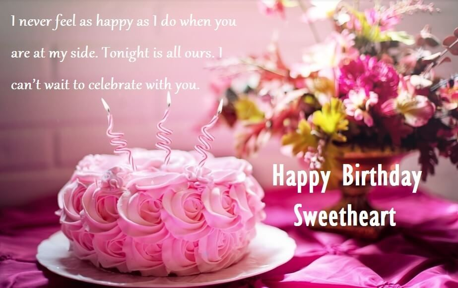 Birthday Cake Wishes Quotes For Her Birthday Wishes Pinterest