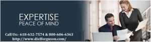 Diel & Forguson, LLC provides Tax Compliance and Advisory Services for businesses and individuals in the St. Louis area. Our experienced and knowledgeable tax professionals offer resourceful tax planning and value-added transactional structuring to help you achieve your business or personal goals.