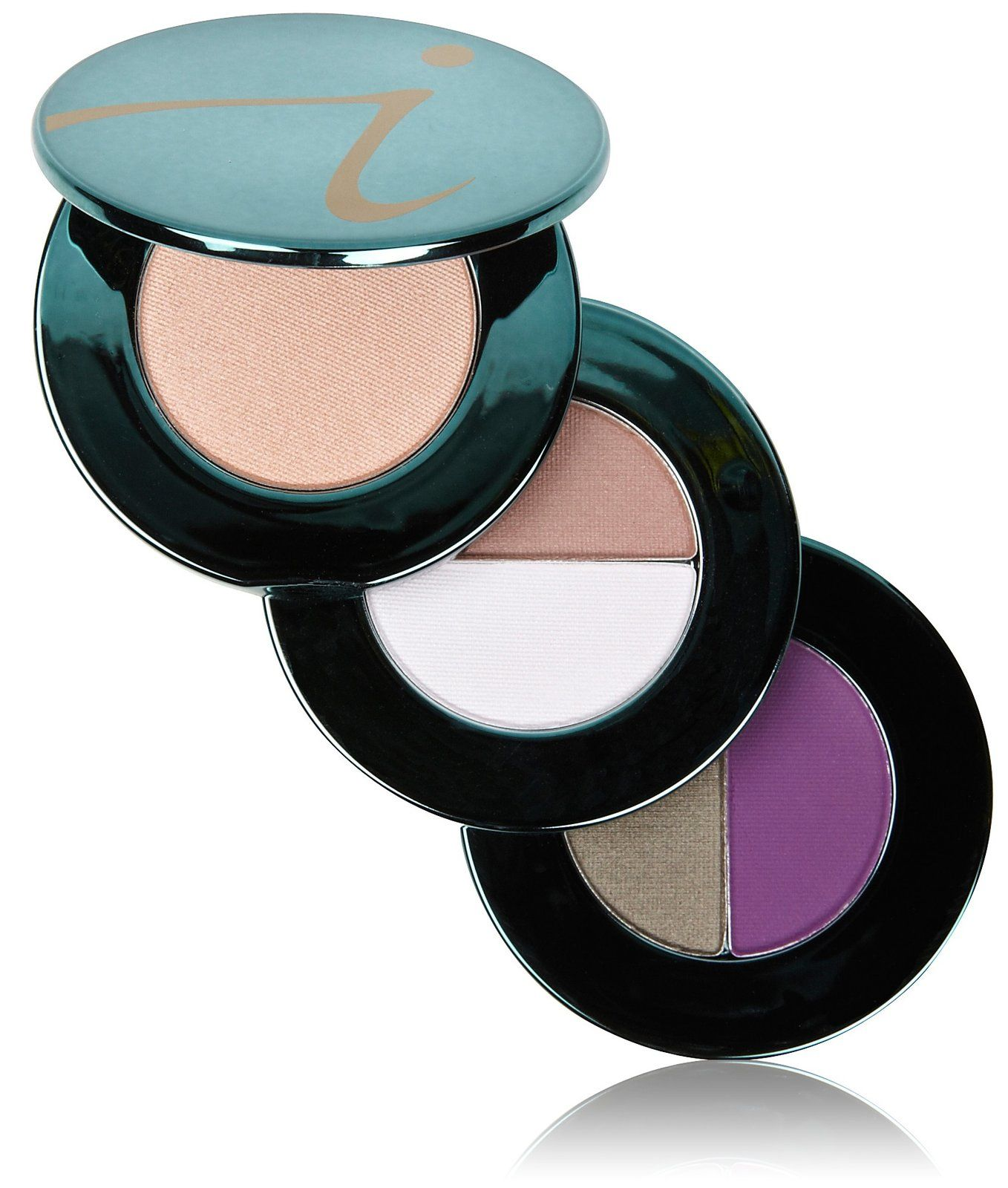 Jane Iredale Eye Steppes for green eyes Jane iredale