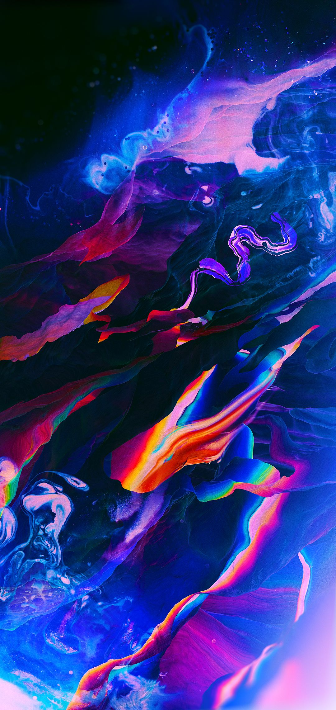 Paranoid Android 2018 Stock Wallpapers Submerged 2K (With