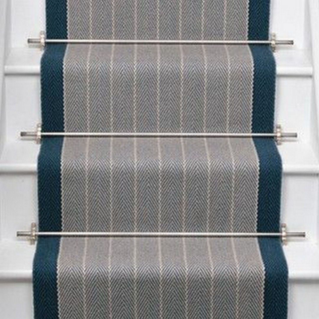 Best Elegant Painted Stair Runner For Amazing Home Interior 640 x 480