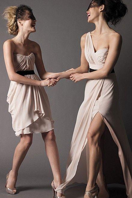 Watters Maids Dress Rose Style 2594I | Watters.com