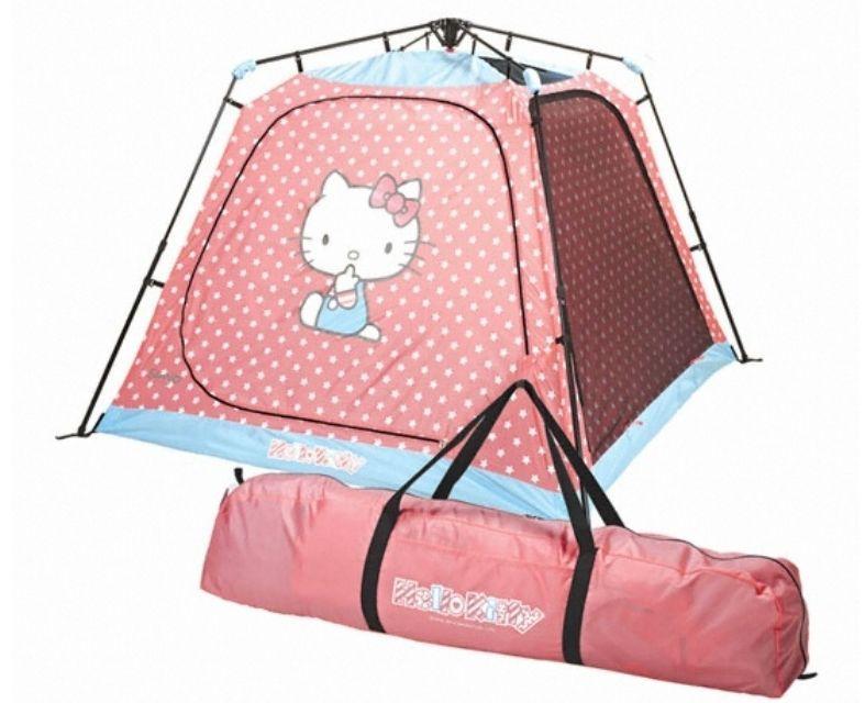 Hello kitty tent Sun Shade Canopy Tarp Set Picnic Beach C&ing Tent  sc 1 st  Pinterest & Sanrio Hello kitty Tent Bag Sun Shade Canopy Tarp Set Picnic Beach ...