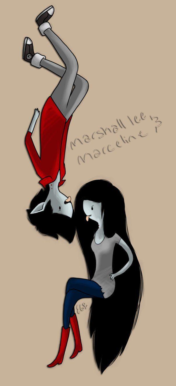 Marceline Y Marshall Lee Wallpaper Anime