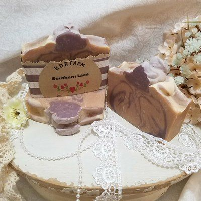 Brittany Rients твитнул(а): Goat Milk Soap. Fresh floral ylang ylang and rose…