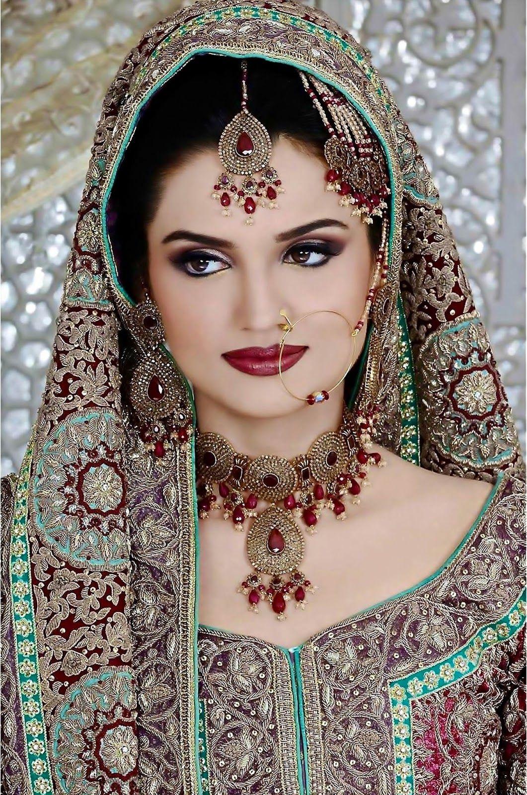 Beautiful Dulhan & Actress By Hi5 Wallpaper Free HD