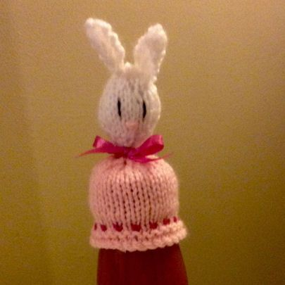 Innocent Smoothies Big Knit Hat Patterns Easter Bunny ...