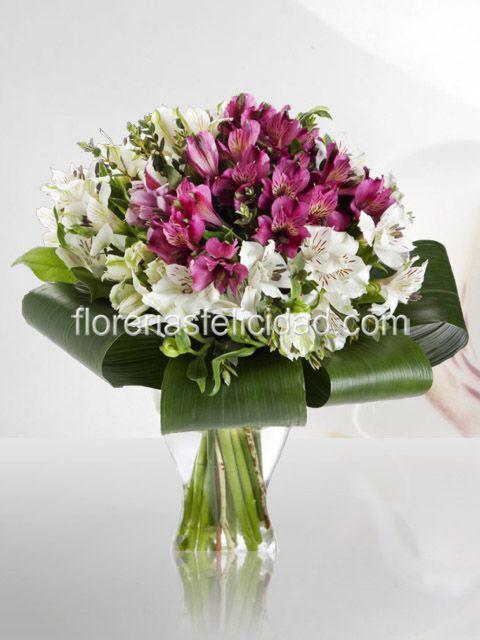Arreglo de flores para hombre flores a domicilio df for Plantas decorativas artificiales df