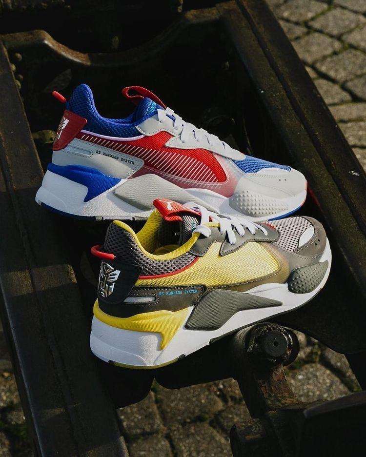 c8277bbd9 Transformers x Puma RS-X Catalogo Zapatos