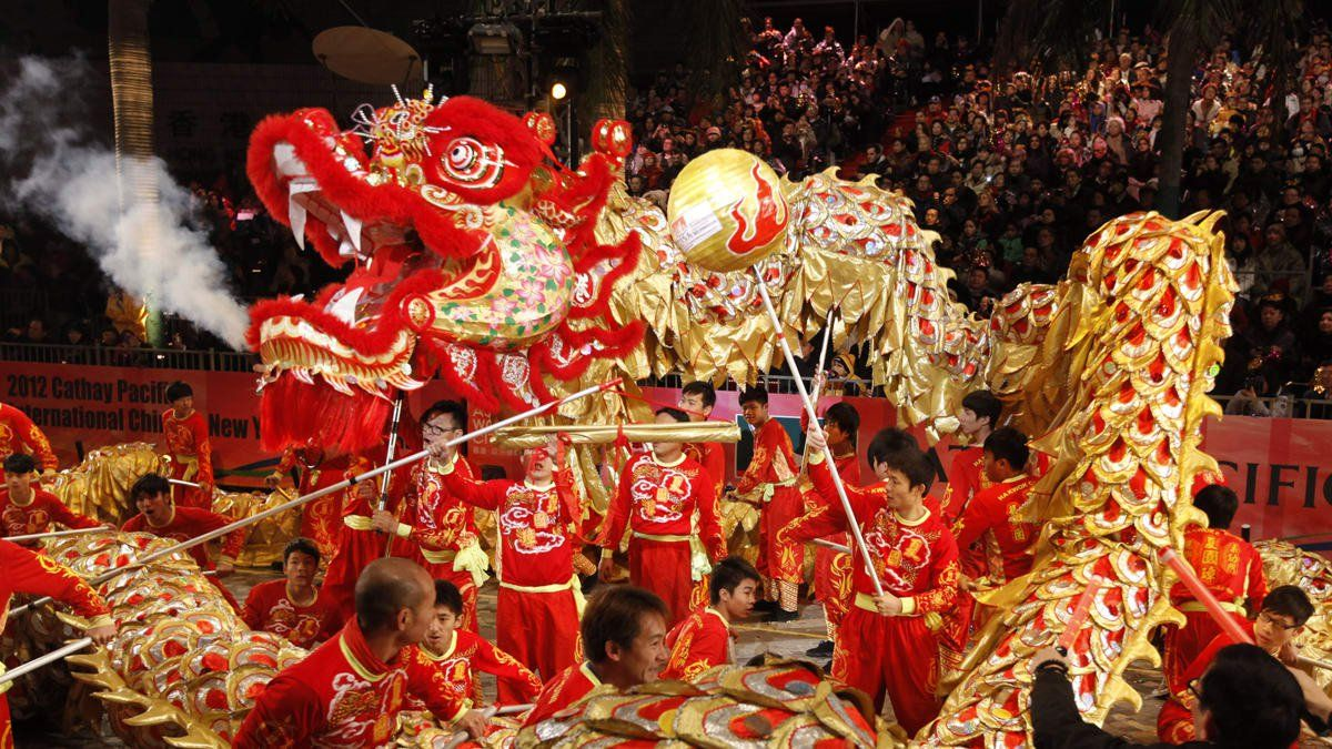 Wishing All My Chinese Readers A Blessed Lunar New Year