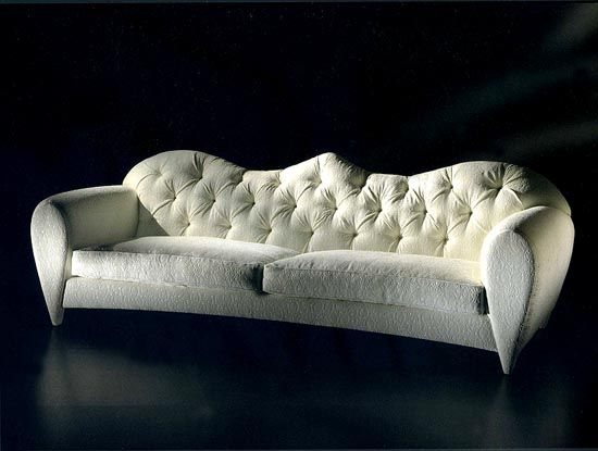lombardo sofa from costantini design. leather sofa contemporary
