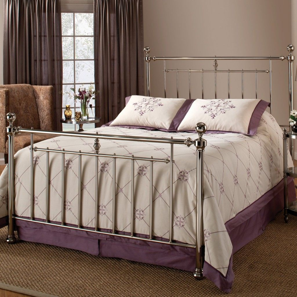 Bedroom Stainless Steel Furniture Set Combine With Soft Purple Color The Magnificent For Your