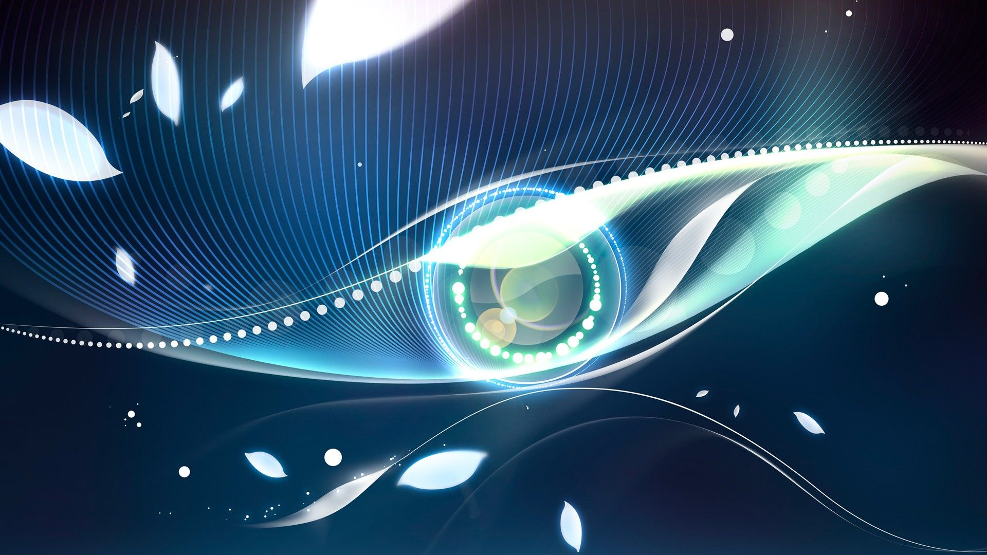 Vision Wallpaper By Martz On Deviantart Abstract Blue Abstract Abstract Wallpaper