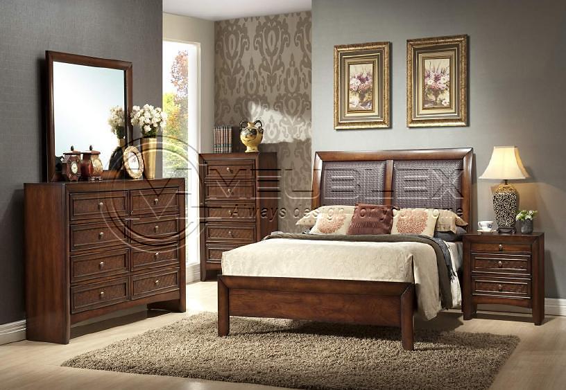 Ashley Bedroom 5pcs Set | Meublex Resources | Contemporary ...