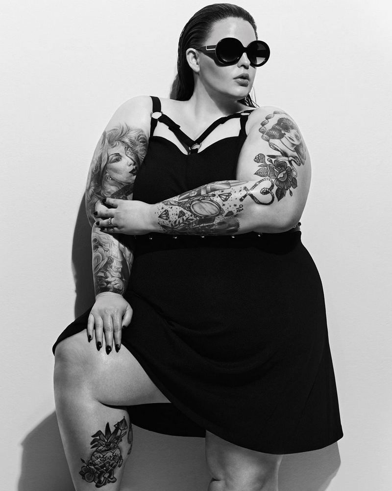 First Look Tess Holliday Drops New Collection With