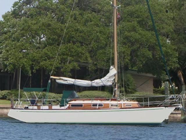 1971 Hallberg-Rassy MISTRAL 33 Sail Boat For Sale - www yachtworld