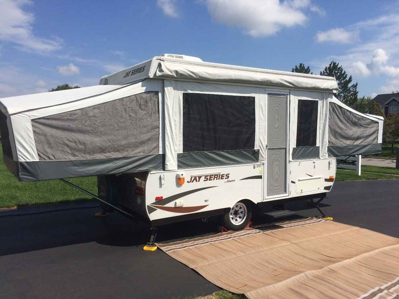 27 Simple And Comfortable Pop Up Camper Ideas For Simple And