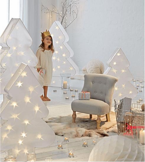 Tienda de decoraci n online con juegos de luces led para for Adornos navidad online