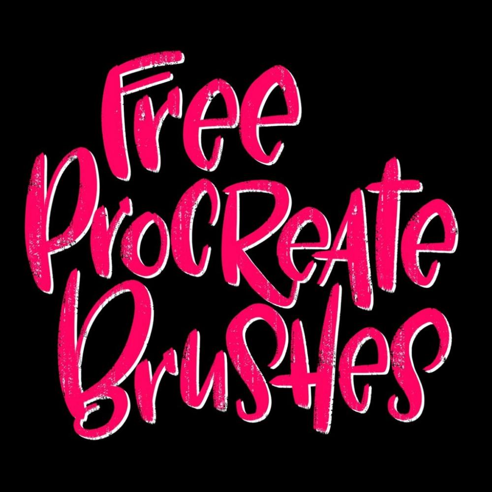Missy Meyer's Free Procreate Brushes Procreate Brushes