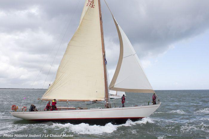 Khayyam yacht construit sur plan stephens en 1945 en for Construire le belem