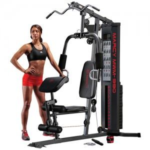 marcy mwm 990 150 lb home training system getinthegame