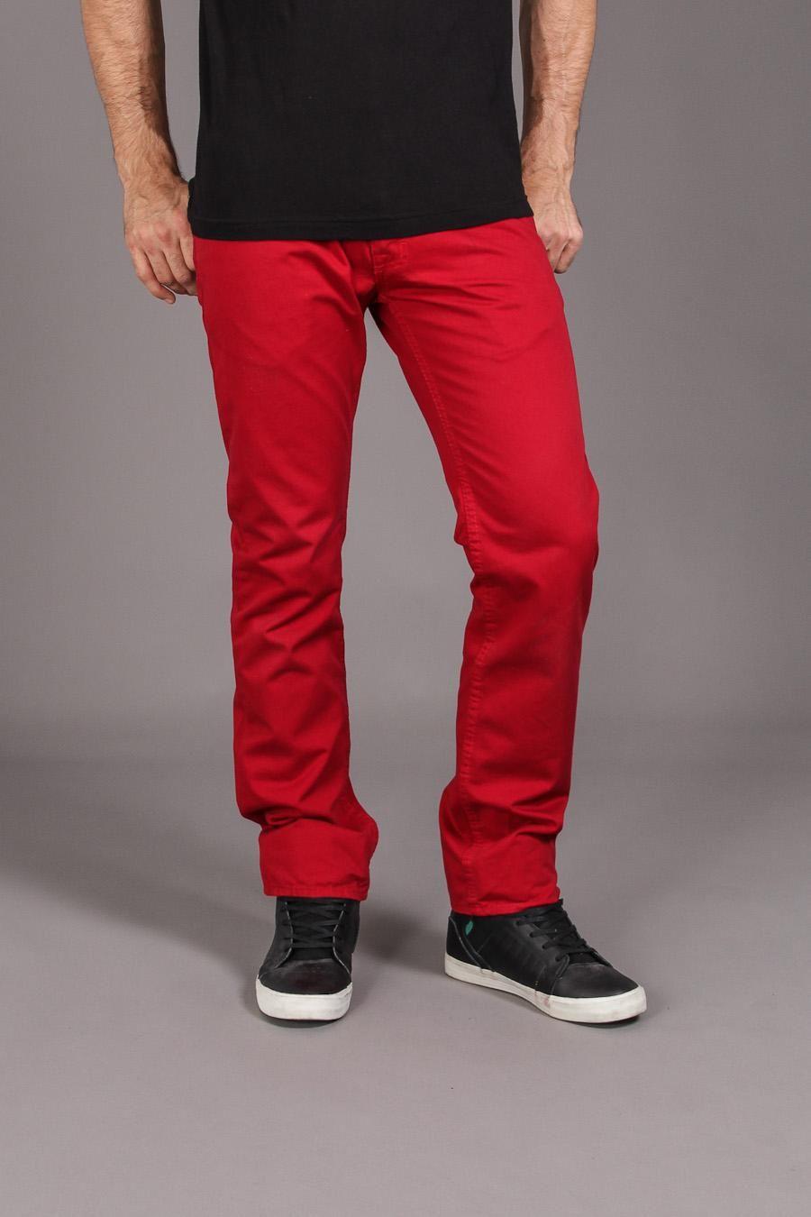 Jordan Craig Slim Fit 5 Pocket Pant   Add a color to your wardrobe.