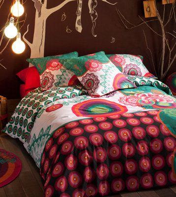 Nueva colecci n de ropa de cama desigual muebles pinterest - Desigual ropa de cama ...