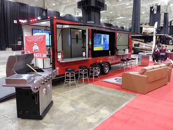 Rv Trader Ohio >> All Pro Rv S Ohio State Tailgater Now That S A Party For
