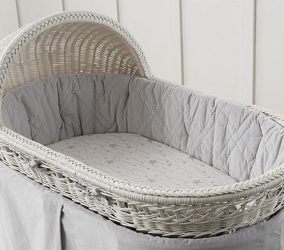 Washed Velvet Bassinet Bedding Bed Bassinet Baby Girl Bassinet