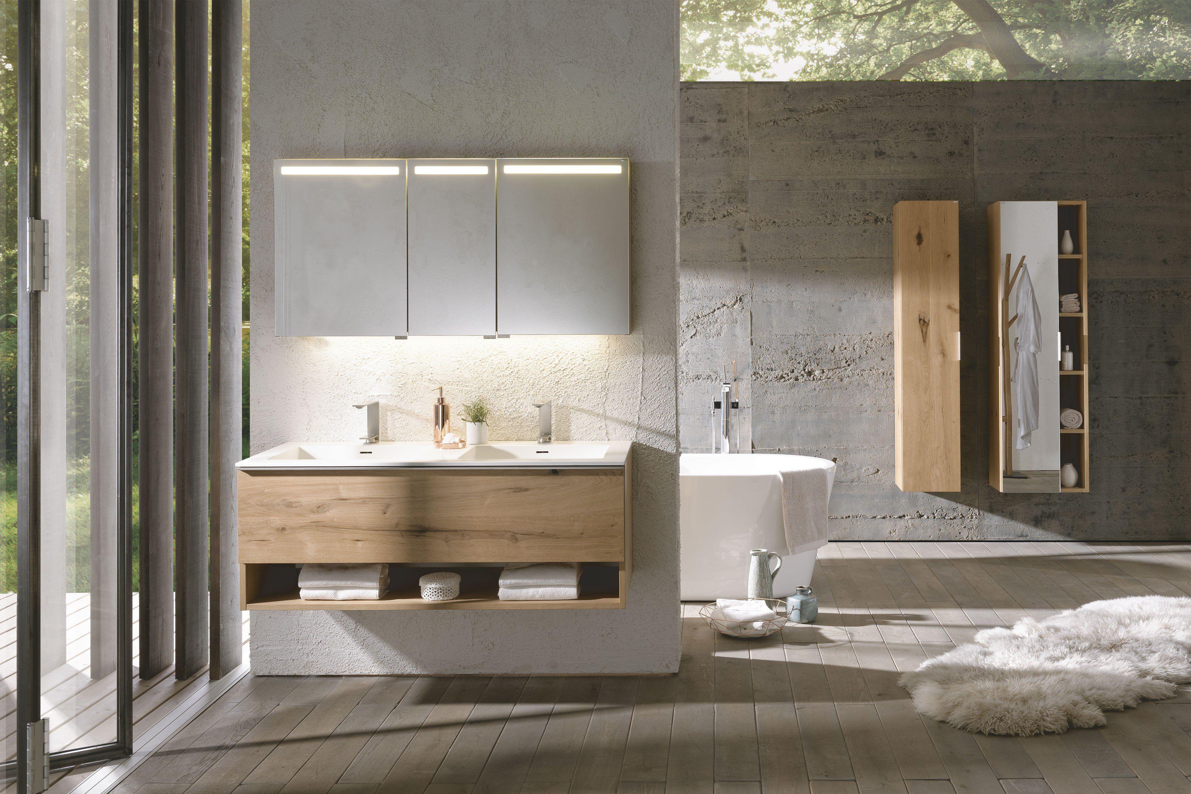 Badezimmer V Alpin Von Voglauer In Alteiche Rustiko Lackiert Mobel Letz Ihr Online Shop Badezimmer Alte Eiche Badezimmer Design