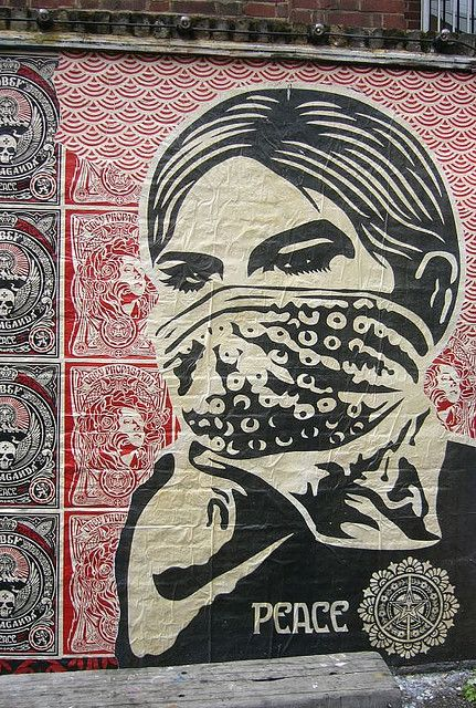 Obey | Street | Pinterest | Street art, Street and Graffiti