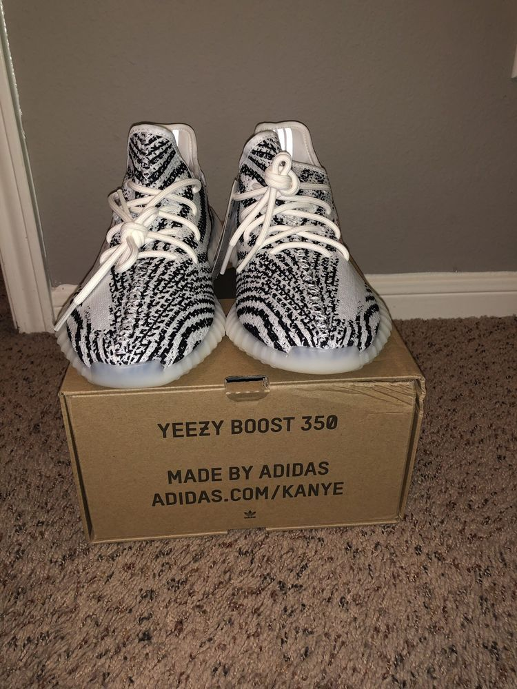 9b0ddccdef3e3 yeezy boost 350 v2 zebra  fashion  clothing  shoes  accessories  mensshoes   athleticshoes (ebay link)