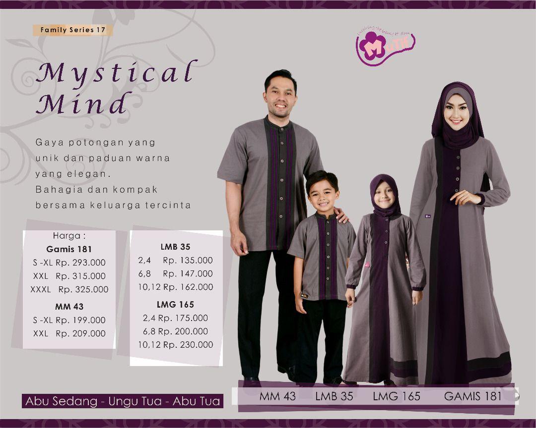 Busana Keluarga - Mutif Family Series 10 #sarimbit #mutif  Model