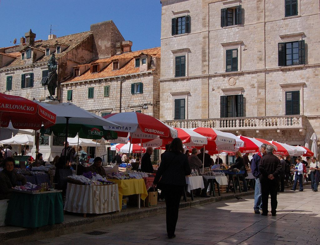 Gunduliceva poljana   Dubrovnik   Tripomizer Trip Planner