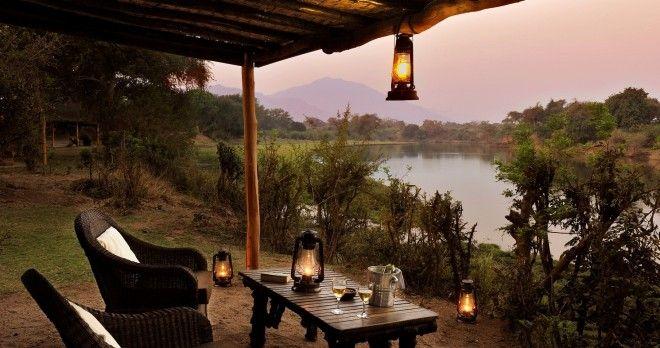 Chongwe River Camp Lower Zambezi ǀ Genuss Touren