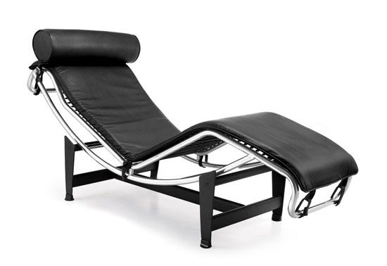 1928 B306 Le Corbusier Jeanneret Y Perriand Francia Corbusier Furniture Leather Chaise Lounge Chair Lc4 Chaise Lounge