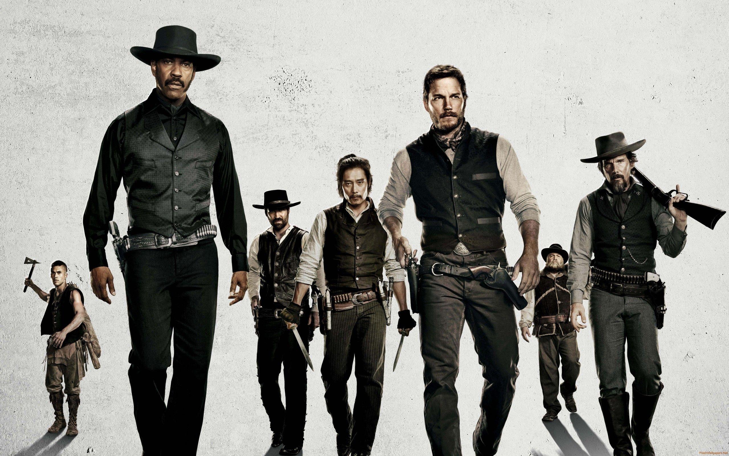 Os Sete Magnificos E Mais 40 Westerns Das Nossas Vidas Com