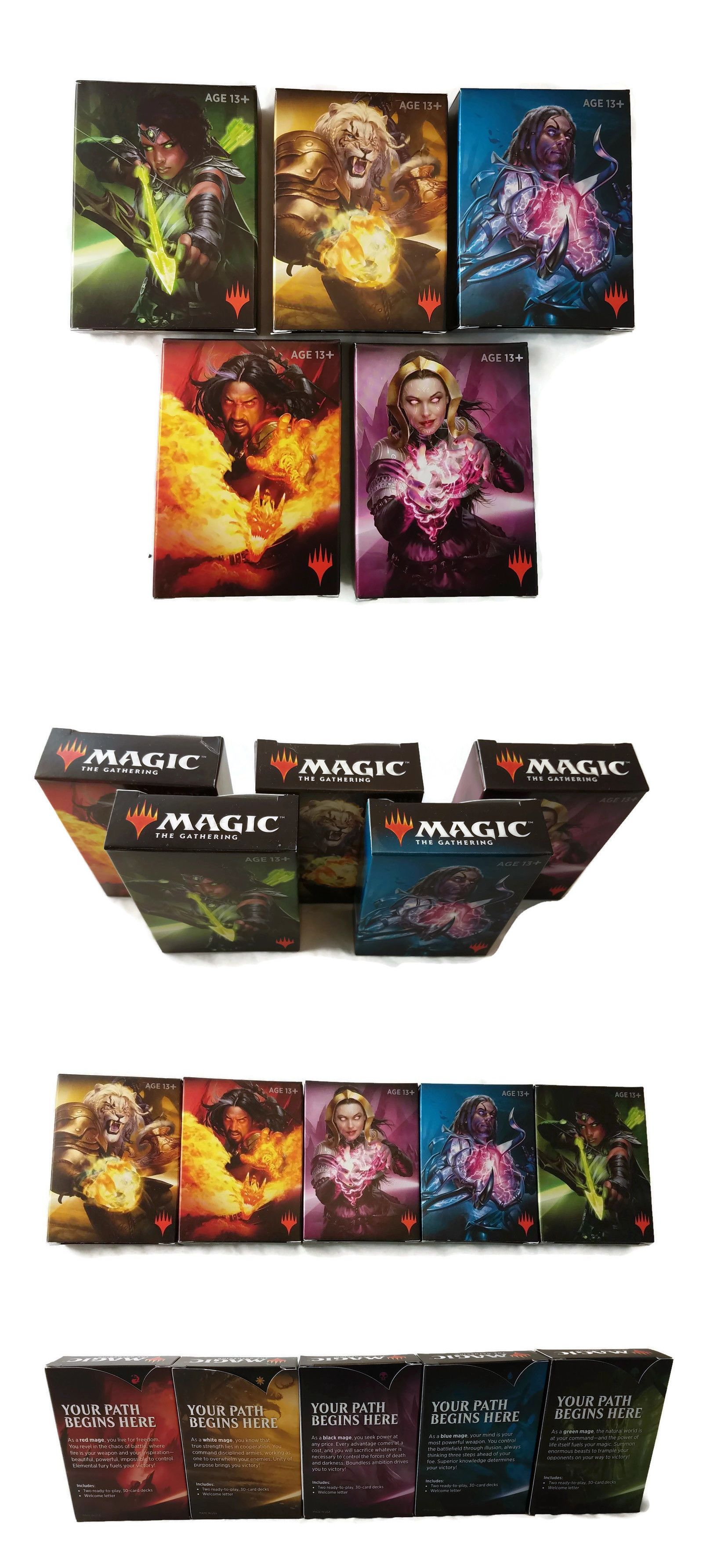 magic the gathering 30 Card Packs
