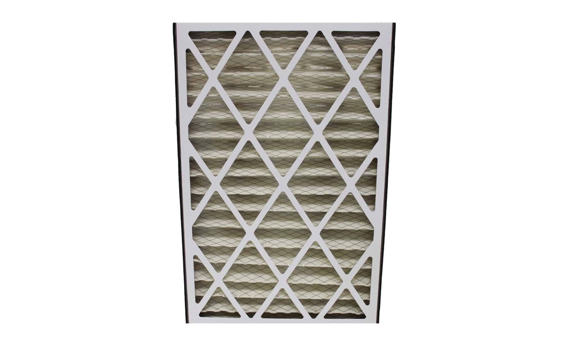 Crucial Air Replacement Air Filters Pleated Furnace Filter Parts