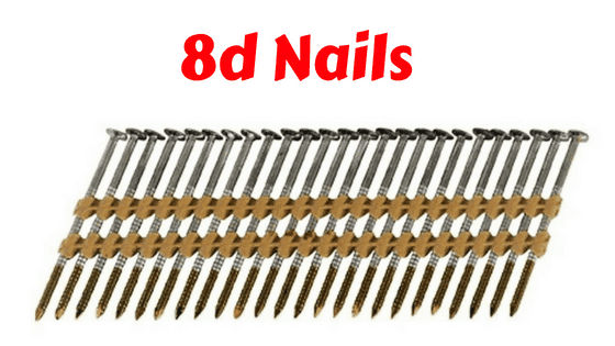 Nail Sizes For Framing What Size Nails Do You Need For Framing Nail Sizes How To Do Nails Framing Nailers