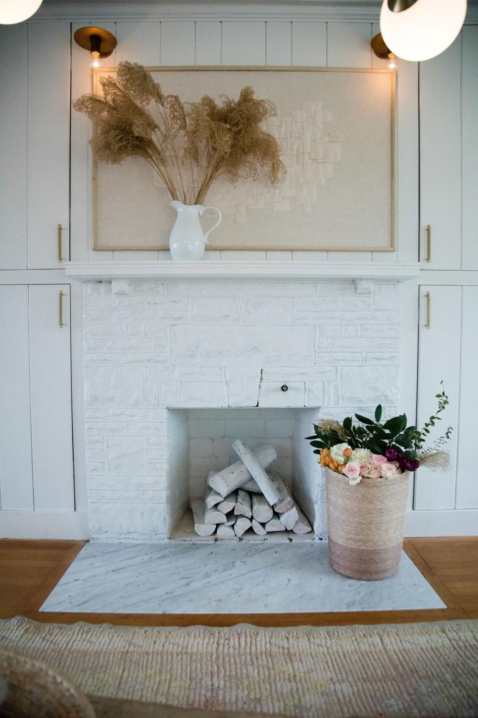 20 Ways Leanne Ford Got Creative with White