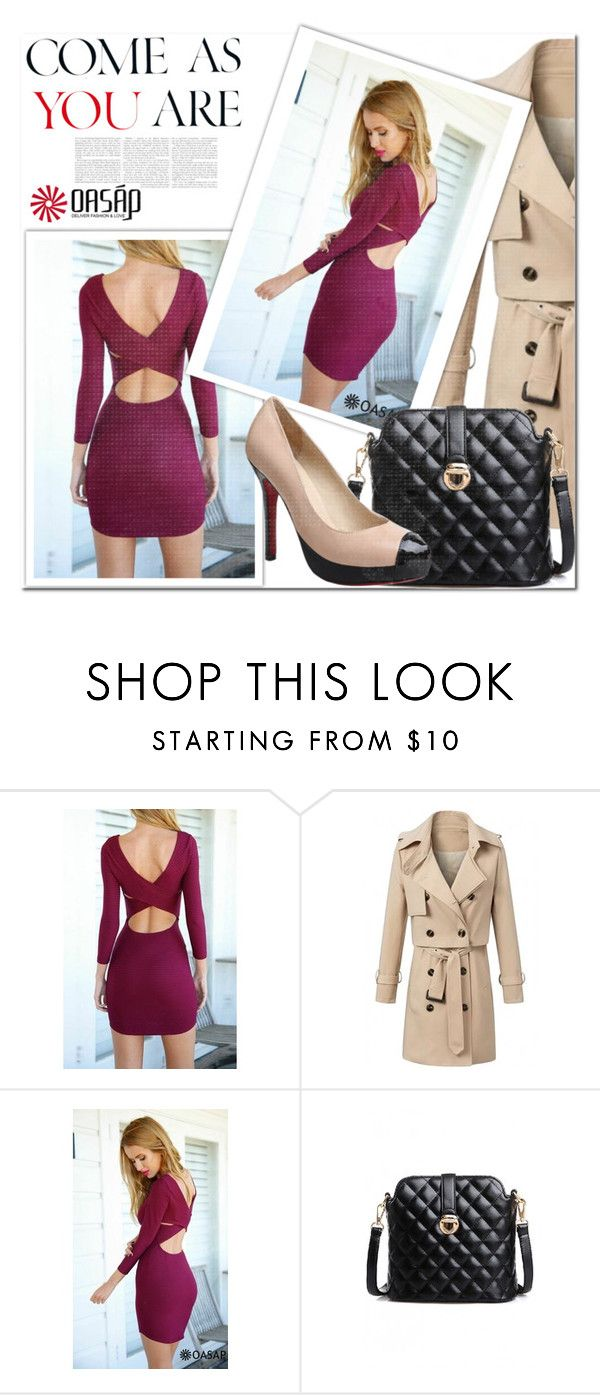 """Oasp 16"" by mycherryblossom ❤ liked on Polyvore"