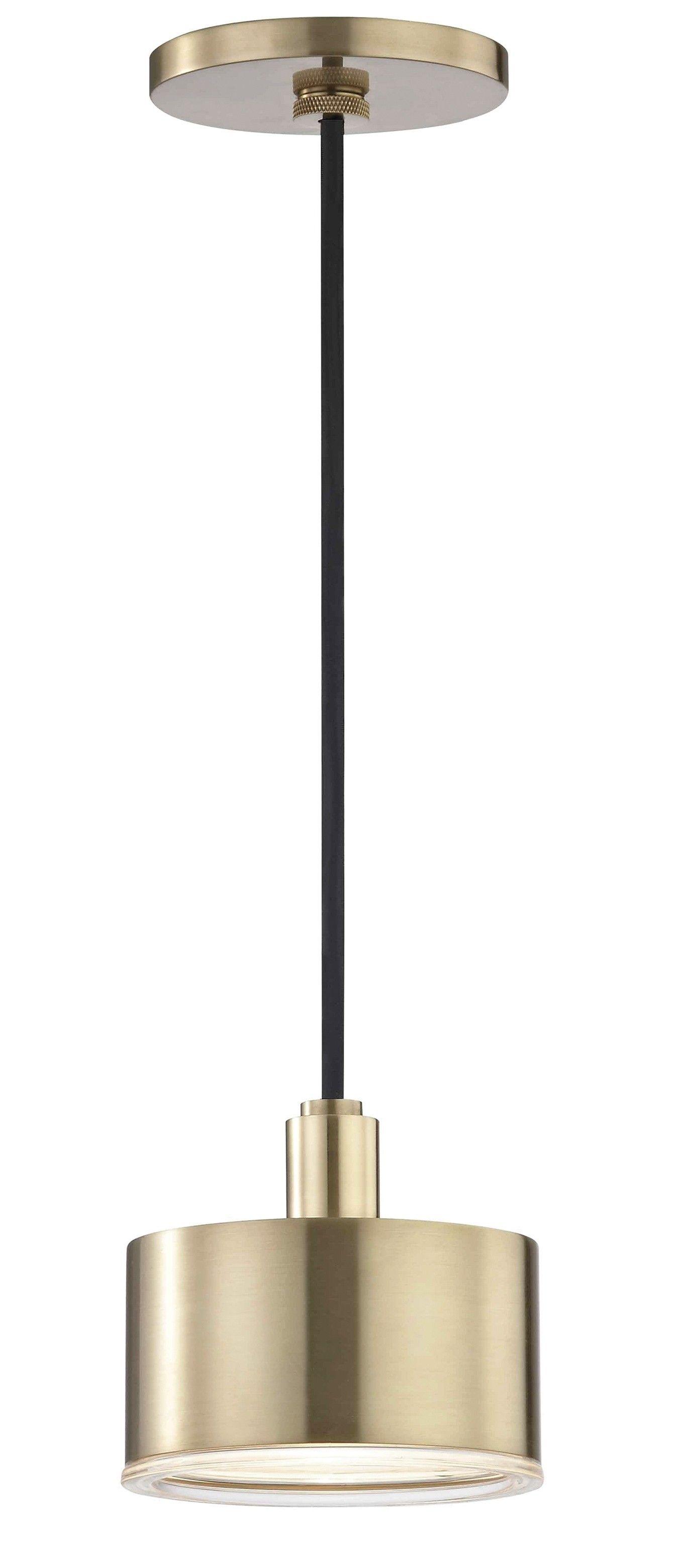 Aged Br Pendant Lamp