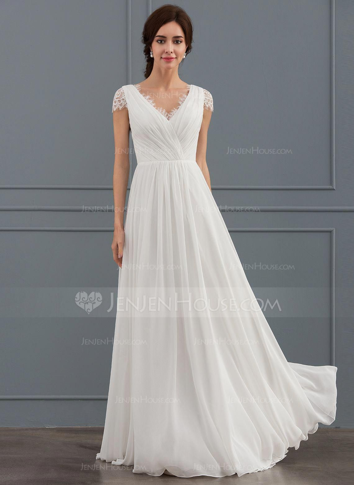 Beaded Sheath Wedding Dress For Aire Barcelona Collection
