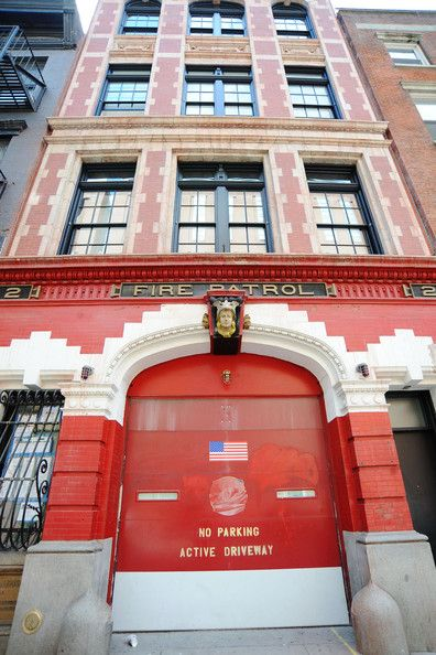 Anderson Cooper S Firehouse Firehouse Swagger Anderson