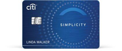 citi simplicity visa card review