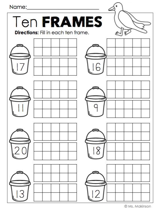 First Grade Summer Printables