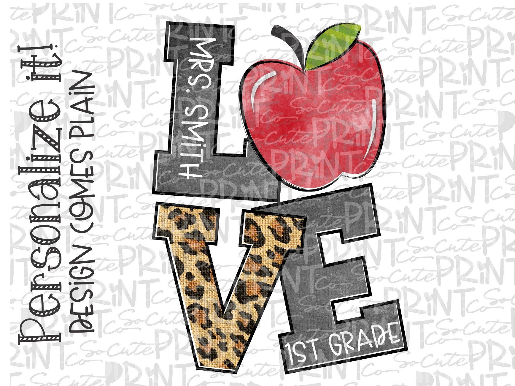 Teacher Clipart Back To School Png File For Sublimation Etsy In 2021 Teacher Clipart Teacher Printable Clip Art