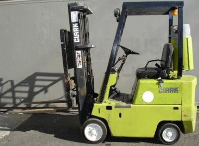 Clark Service Manual: FREE CLARK C500 30-55 FORKLIFT SERVICE