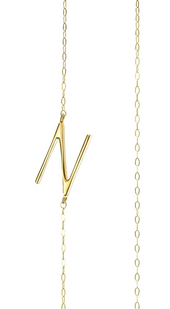 Albeit jewelry pendant necklaces 14k horizontal necklaces n initial albeit jewelry pendant necklaces 14k horizontal necklaces n initial pendant necklace mozeypictures Image collections